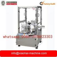 Buy cheap High Speed Rotary Cartonning Machine With Hot Melt Glue System For Coffee Capsule from wholesalers