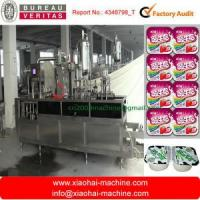 Buy cheap FFS (Form Fill Seal) Automatic Machine For Soy Yogurt Packaging from wholesalers