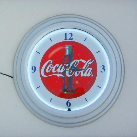 Quality Neon Clock for sale
